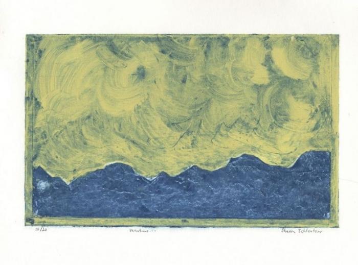 Variations (on a landscape) by Sharon Schlentner