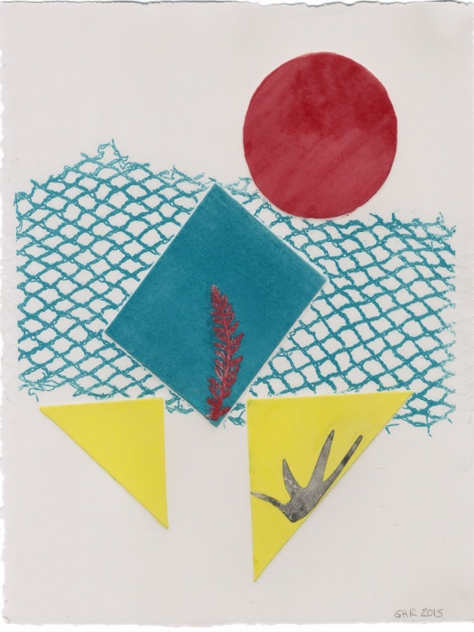 2015 Print Exchange by Geralynn Rackowski