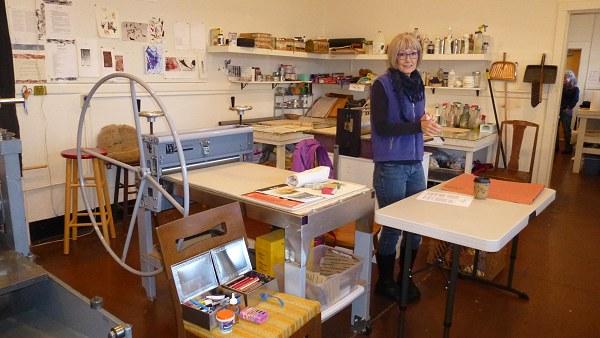 Moku Hanga Print Workshop 23