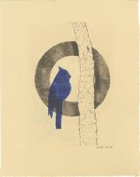 2016 Corvidae Print Exchange by Geralynn Rackowski